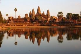 Covid-19 Terus Melonjak, Candi Angkor Wat Tutup Dua…