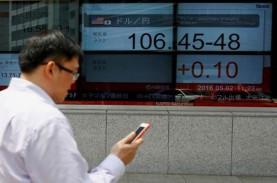 Bursa Asia Mulai Menanjak, Pasar Saham AS Dekati Rekor…