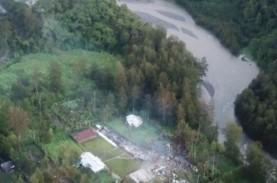 KKB Bakar Sekolah di Beoga, Kerugian Capai Rp7,2 Miliar