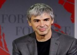 Larry Page dan Sergey Brin Masuk Daftar 8 Centibillionaires di Dunia