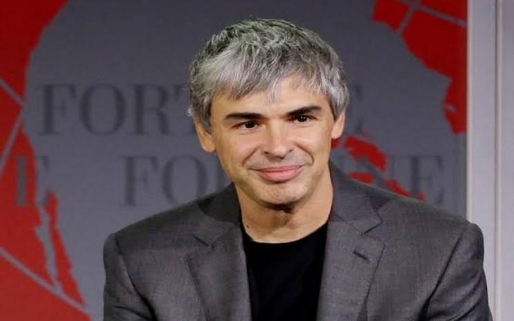 Larry Page - istimewa