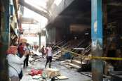 Blok C Pasar Minggu Kebakaran, Pemkot Minta Pedagang Direlokasi