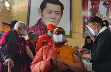 Hanya 16 Hari, Bhutan Sukses Vaksinasi 93 Persen Penduduk Dewasa