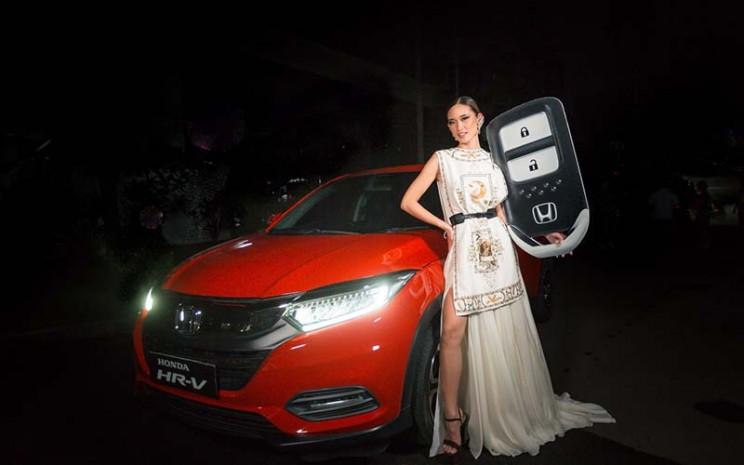 Juara Indonesia's Next Top Model 2021 Danella Ilene Kurniawan