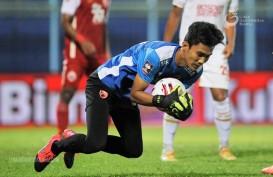 Semifinal Piala Menpora 2021: Melihat Kiprah Ciamik Kiper Hilman Syah Bersama PSM