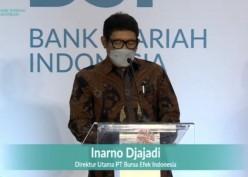 Hari Pertama Ramadan 2021, Jakarta Islamic Index Terkoreksi