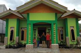 Program Bedah Rumah Siap untuk 1.000 Unit di Kendal