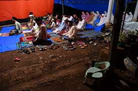 Korban Gempa di Jatim Mendapat Bantuan Hunian Sementara