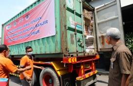 Pemprov Jateng Kirimkan Relawan dan Bantuan Logistik ke NTT