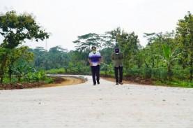 Pembangunan Jalan Lingkar Utara Jatigede Tahap 2 Baru…
