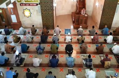 Pemprov Kalbar Imbau Pengurus Masjid Perketat Penerapan Protokol Kesehatan
