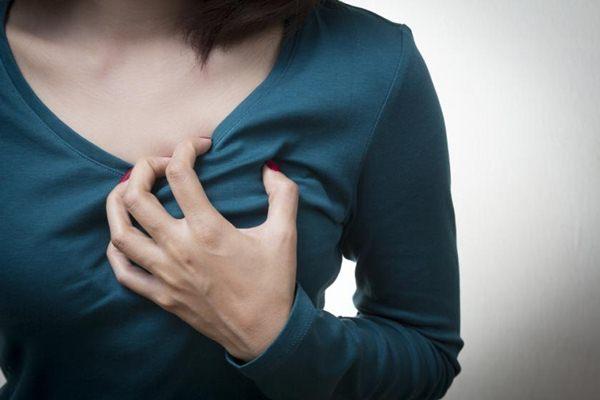 Gejala jantung pada perempuan - Istimewa