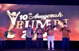 Jadi BUMN dengan Talenta Unggul, PGN Sabet Penghargaan