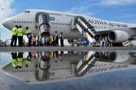 Ibadah Haji 2021, Saudia Airlines Siapkan Pesawat…