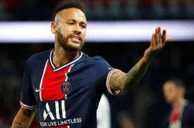 Messi Kembali Goda Neymar Balik ke Barcelona