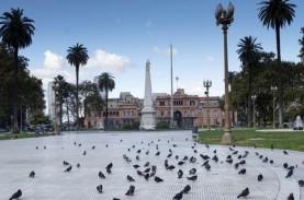 Argentina Baru Kumpulkan 2 Persen dari Target Pajak Kekayaan Baru