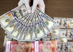 Rupiah Lanjut Melemah Ditekan Dolar AS