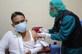 Vaksinasi Dosis Pertama Guru dan Tenaga Pendidikan…