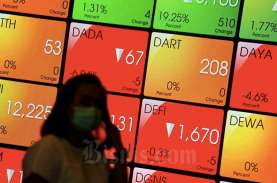 10 Saham Top Gainers 13 April 2021, CTTH Paling Moncer