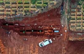 Update Corona 13 April: Kematian Tambah 126 Kasus, Seperempatnya di Jawa Timur