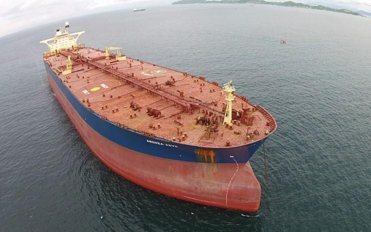 Kapal tanker Arenza XXVII milik PT Soechi Lines Tbk. - soechi