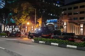 Polri : Tak Ada Pelanggaran SOP Saat Teroris Terobos…