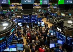 AS Catat Lonjakan Inflasi, Wall Street Bergerak Variatif