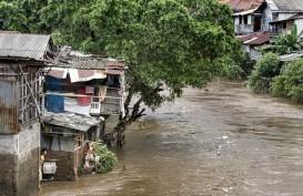 BNPB DKI Peringatkan Warga Bantaran Sungai Potensi Banjir