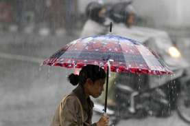 Jakarta Berpotensi Dilanda Hujan Disertai Petir Hari…