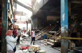 Kebakaran Pasar Minggu: Pasar Jaya Siapkan Lokasi Berjualan Sementara