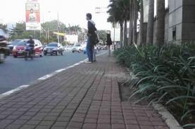 Penataan Trotoar di Jalan Raya Ragunan Rampung Akhir…