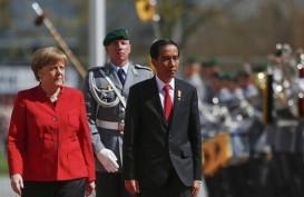 Bertemu Merkel, Jokowi Undang Jerman Berinvestasi di KEK Batang