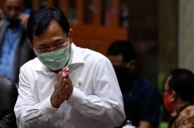 Hari Ini, Sejumlah Anggota DPR Disuntik Vaksin Nusantara…
