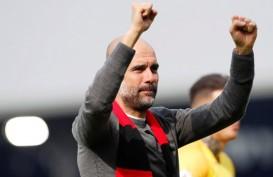 Guardiola : Gagal Juara Liga Champions Berarti Gagal di ManCity