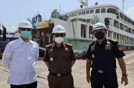 Penyelundupan Kapal Asal Jepang ke Gresik Berhasil…