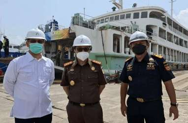 Penyelundupan Kapal Asal Jepang ke Gresik Berhasil Digagalkan