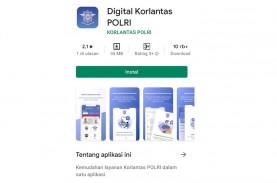 Cara Perpanjang SIM Online via Aplikasi Korlantas…