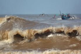 Badai Siklon Tropis, Ini Daftar Perairan yang Harus…