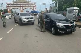 Penyekatan Pemudik di Bandar Lampung Dimulai Lebih Awal
