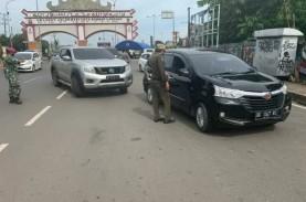 Penyekatan Pemudik di Bandar Lampung Dimulai Lebih…