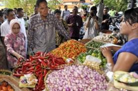 Kemendag Umumkan Harga Rata-rata Sembako di 216 Pasar…