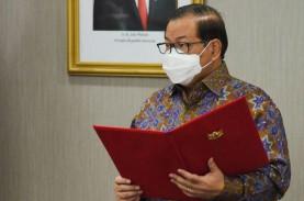 Seskab Pramono Anung Lantik Dua Pejabat Eselon I Sekretariat…