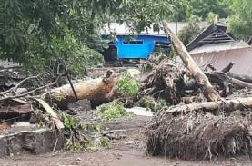 1.110 Bencana Terjadi di Indonesia Selama Januari…