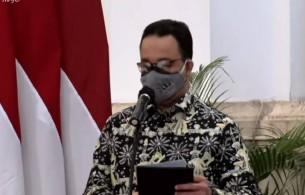 Jabatan Berakhir 2022, Gubernur Anies Fokus Pulihkan Ekonomi Jakarta