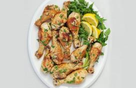 Paha Ayam Lemon Bawang Putih, Menu Praktis Berbuka dan Sahur