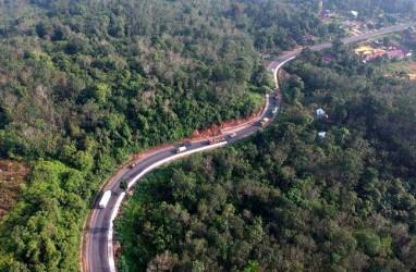 Adhi Karya (ADHI) Teken Perjanjian KPBU Preservasi Jalintim Sumatera
