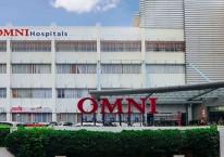 Rumah sakit Omni Hospital Pulomas./Istimewa