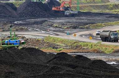 Target Produksi Batu Bara Indonesia Naik, Saham Emiten Batu Bara Kompak Menguat