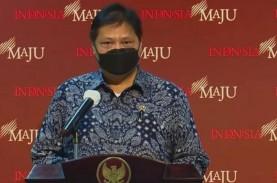 Penanganan Covid-19 di Jakarta, Menko Airlangga Puji…