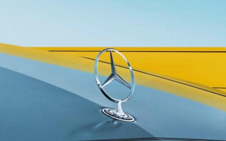 Logo Mercedes/Benz. /Daimler